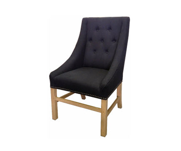Chair Hennessy Black