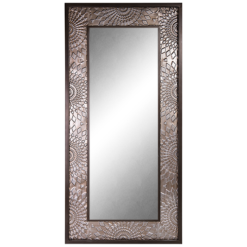 Mirror Decorative Tall -Slate