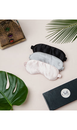 Eye Mask Silk