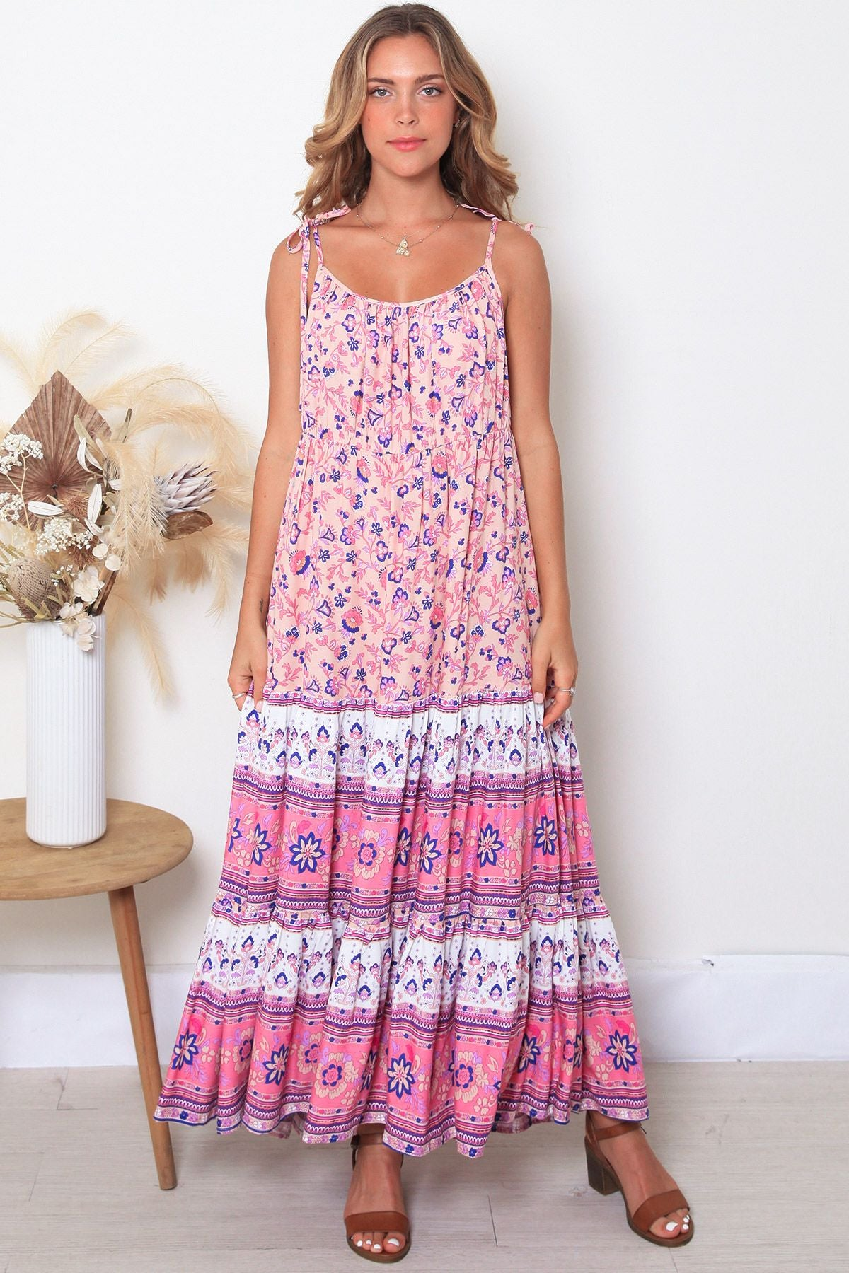 Dress Boho Maxi SALE NOW ON