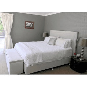 Bed Base Upholstered