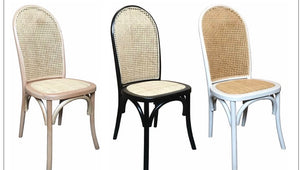 Chair -Rattan High back