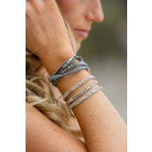 Bracelet Wrap Smoky