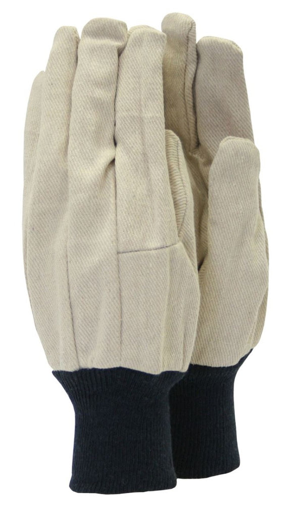 Town & Country Canvas Gloves