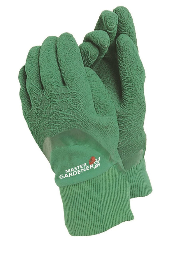 Town & Country Master Gardener Gardening Gloves Green