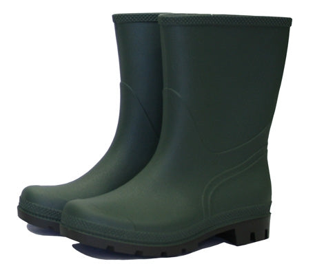 Town & Country Originals Half Length Wellington Boots