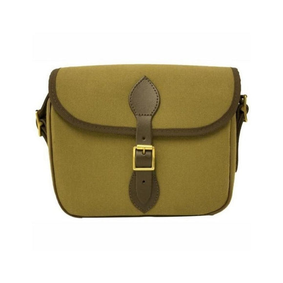 Bisley Canvas Cartridge Bag 100 Green