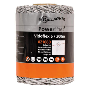 You added <b><u>Gallagher Poly Wire 200m</u></b> to your cart.
