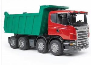 Bruder Scania R-Series Tipper Truck