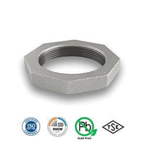 "1"" Galvanised Backnut Tube/Pipe Fitting EN10242"