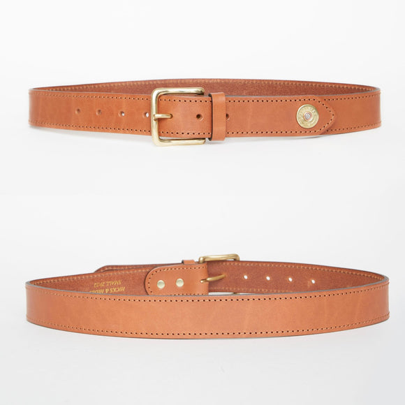 Hicks & Hides Campden Farmer Tip Belt