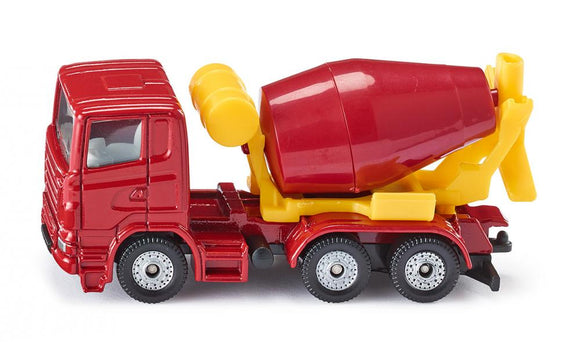 Siku Cement Mixer Toy 0813