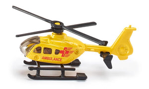 Siku Helicopter Toy 0856