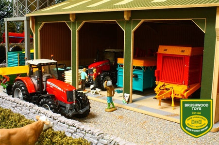 You added <b><u>Brushwood Open Barn with 3 Bays BBB150</u></b> to your cart.