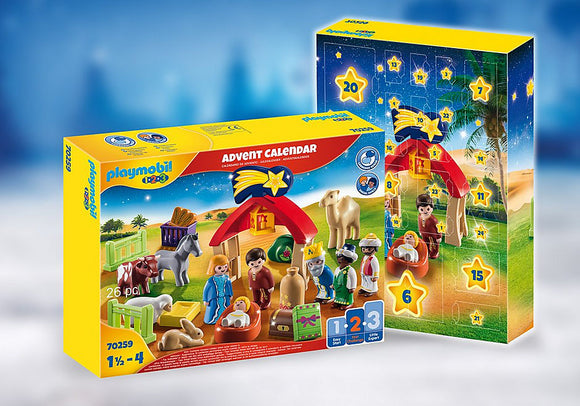 Playmobil 123 Advent Calendar - Christmas in the Forest 9391