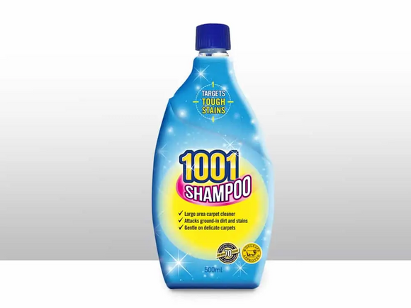 1001 Carpet Shampoo 500ml