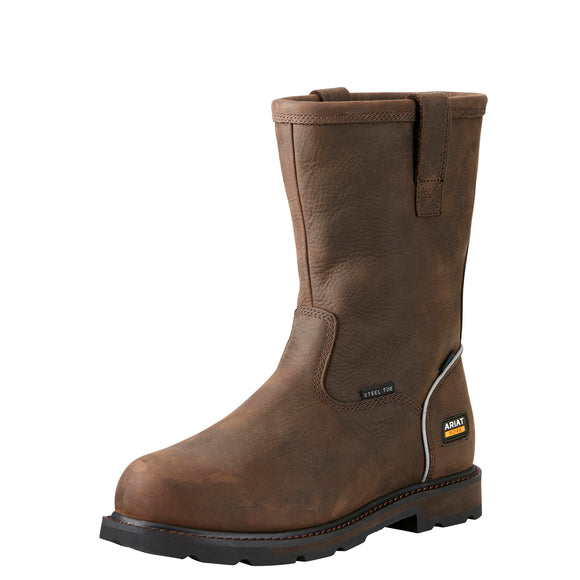Ariat Groundbreaker H2O Steel Toe Rigger Boot