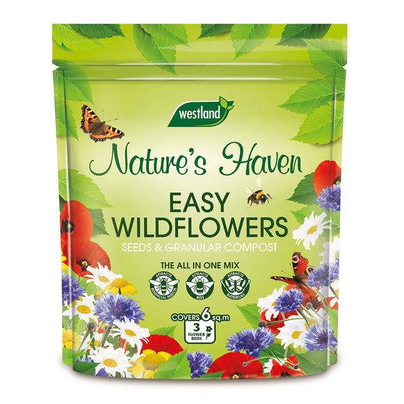 Westland Natures Haven Easy Wildflowers 1.5kg