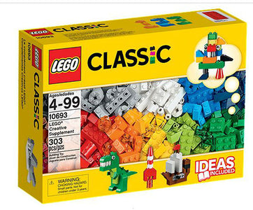 You added <b><u>Lego Classic Creative Suppliment 10693</u></b> to your cart.