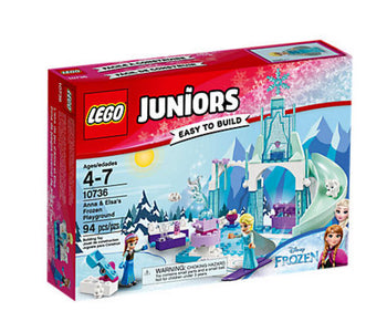 You added <b><u>Lego Juniors Anna & Elsa's Frozen Playground 10736</u></b> to your cart.