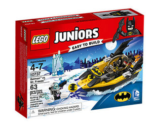 Lego Juniors Batman vs Mr Freeze 10737