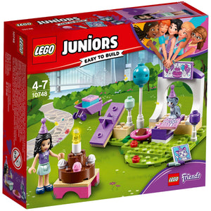 You added <b><u>Lego Juniors Emma's Pet Party 10748</u></b> to your cart.