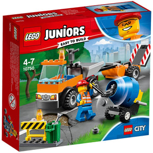 Lego Juniors Road Repair Truck 10750