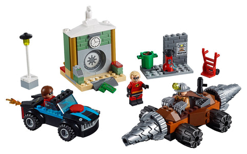 You added <b><u>Lego Juniors Incredibles 10760 Underminer Bank Heist</u></b> to your cart.