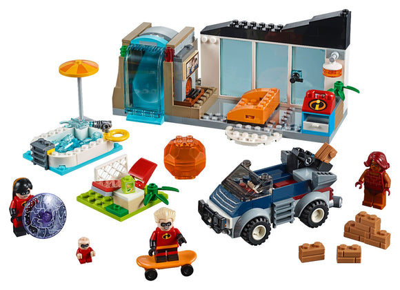 Lego Juniors Incredibles 10761 The Great Home Escape