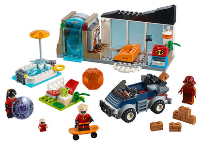 You added <b><u>Lego Juniors Incredibles 10761 The Great Home Escape</u></b> to your cart.