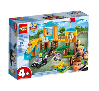 You added <b><u>Lego Juniors Toy Story 4 Buzz & Bo Peep's Playground Adventure 10768</u></b> to your cart.