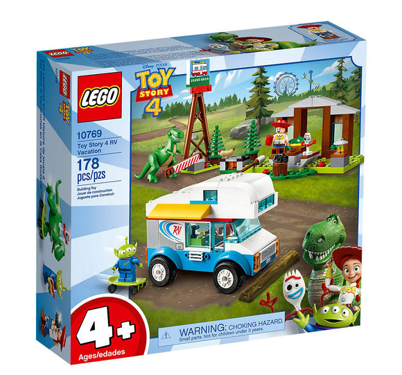 Lego Juniors Toy Story 4 RV Vacation 10769