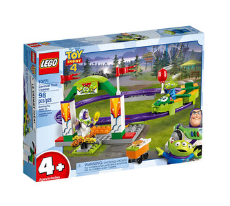You added <b><u>Lego Juniors Toy Story 4 Carnival Thrill Coaster 10771</u></b> to your cart.