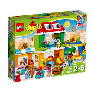 You added <b><u>Lego Duplo Town Square 10836</u></b> to your cart.