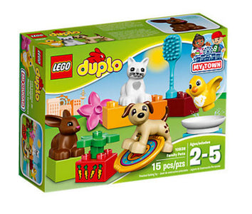 You added <b><u>Lego Duplo Family Pets 10838</u></b> to your cart.