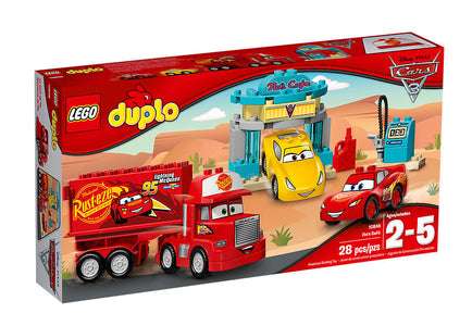 You added <b><u>Lego Duplo Flo's Cafe 10846</u></b> to your cart.