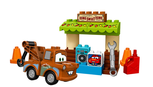 You added <b><u>Lego Duplo Mater's Shed 10856</u></b> to your cart.