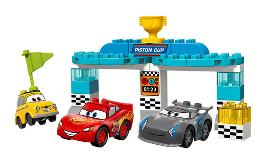 You added <b><u>Lego Duplo Piston Cup Race 10857</u></b> to your cart.