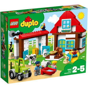 You added <b><u>Lego Duplo Farm Adventures 10869</u></b> to your cart.