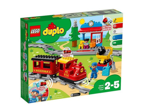 Lego Duplo Steam Train 10874