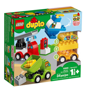 You added <b><u>Lego Duplo My First Car Creations 10886</u></b> to your cart.
