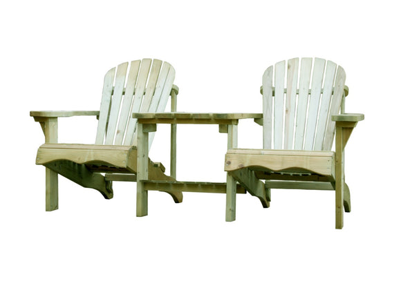 Ellpro Twin Relaxer Garden Chair Set