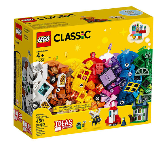 Lego Classic Windows of Creativity 11004