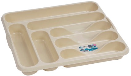 Wham Casa Large Cutlery Tray Calico