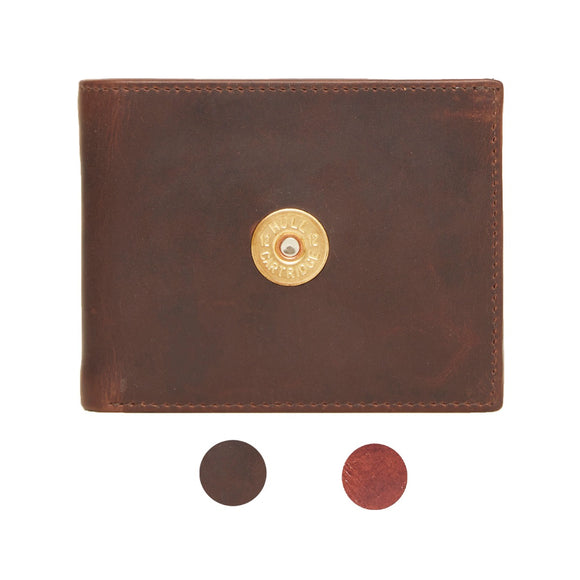 Hicks & Hides 12bore Wallet