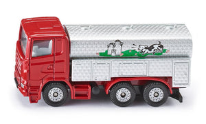 Siku Milk Collecting Truck Toy 1331