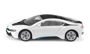 Siku BMW i8 Toy Car 1458