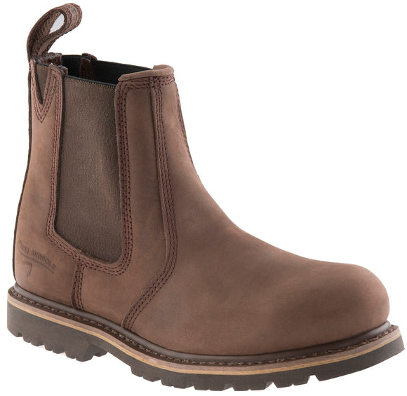 Buckler Goodyear Welted Safety Dealer Boot