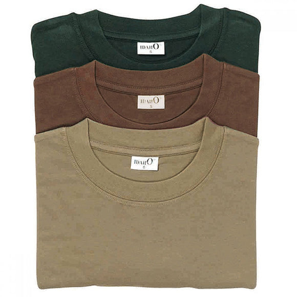 Percussion Plain T-Shirts 3-Pack