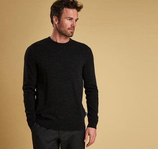 You added <b><u>Barbour Harold Crew Neck Jumper</u></b> to your cart.